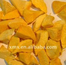 Delicious FD freeze dried yellow peach