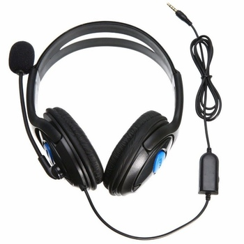 Miglior Computer Wired Gaming Headset Con Microfono, Gaming PS4 Auricolare