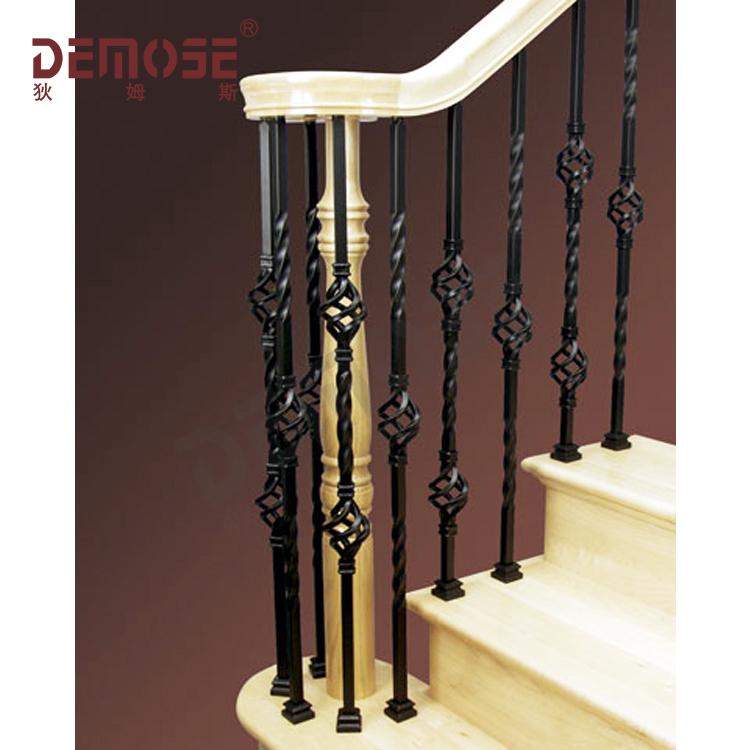 Indoor Stair Railing Iron