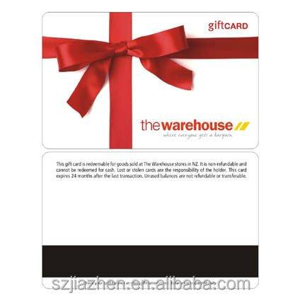 branded gift cards