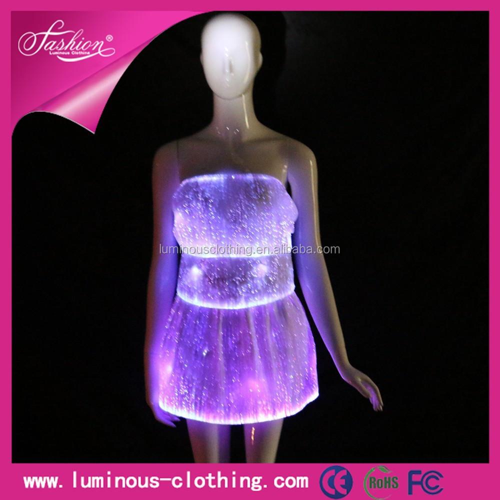 114272351 مصادر شركات تصنيع ملابس مضيئة الألياف البصرية وملابس مضيئة الألياف البصرية  في Alibaba.com