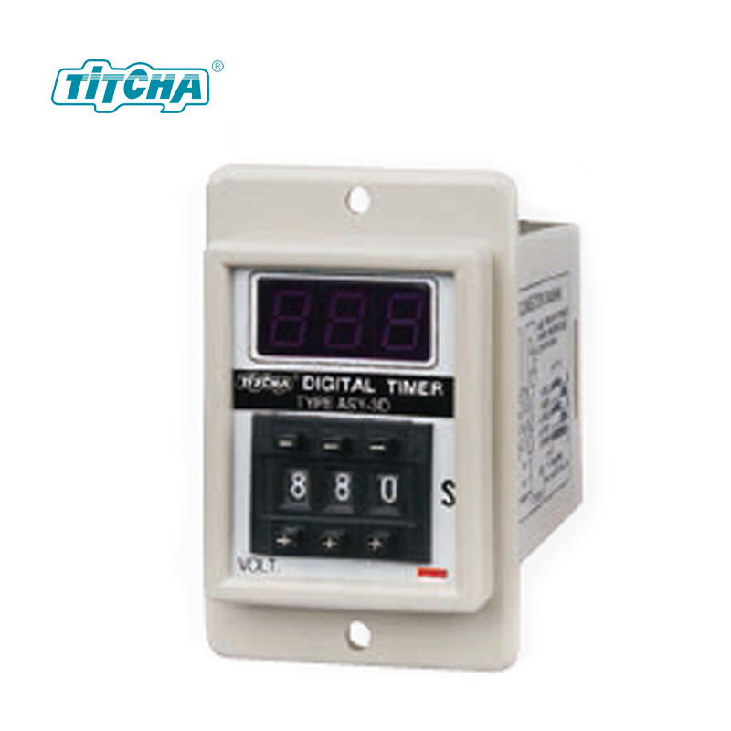 New type supplier on ac trade guarantee programmable 12v dc time switch