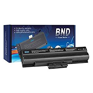 BND Laptop Battery [with Samsung Cells] for Sony Vaio VGN VGP-BPS21A , VGP-BPS13B/Q , VGP-BPS13/B , VGP-BPS13B/B , VGP-BPS13 , VGP-BPS13A , VGP-BPL13 - 24 Months Warranty [6-Cell 5200mAh/58Wh]