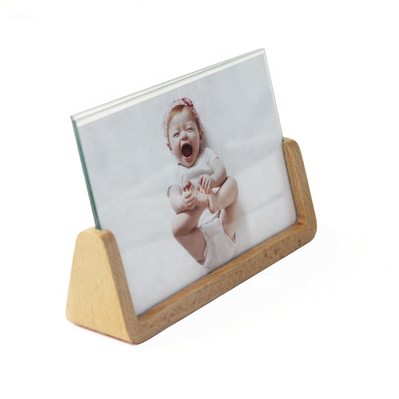 Girl boy shower baby shower photo booth frame with waterproof glass