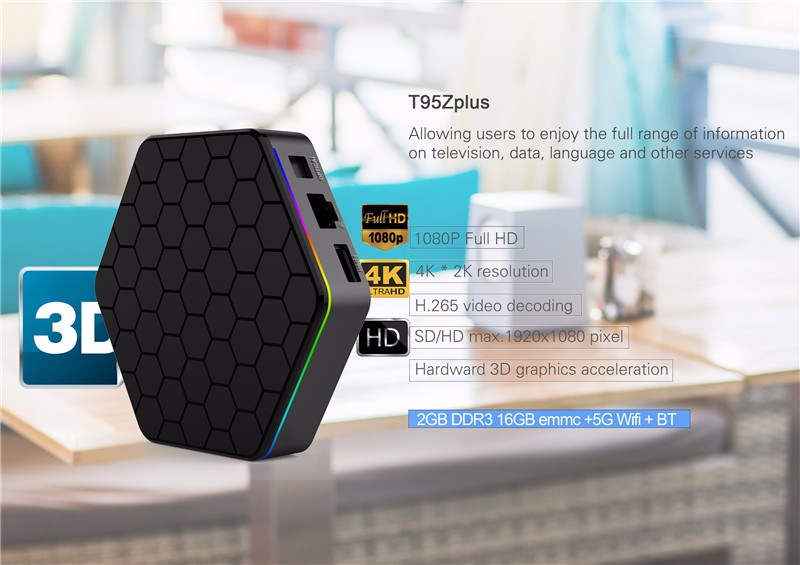 Professional amlogic s912 4gb ram 16gb rom android tv box t95z plus install google play store android tv box