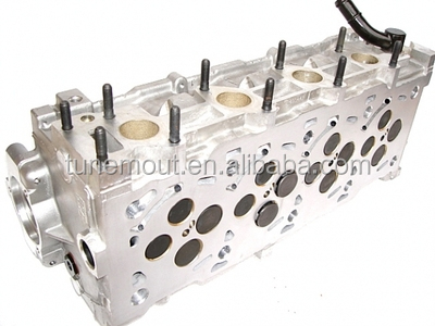 complete cylinder head for Hyundai D4EA engine Part No.: 22001-27A00