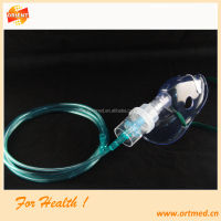 One-Way Valve oxygen simple mask, Medium Concentration oxygen simple mask
