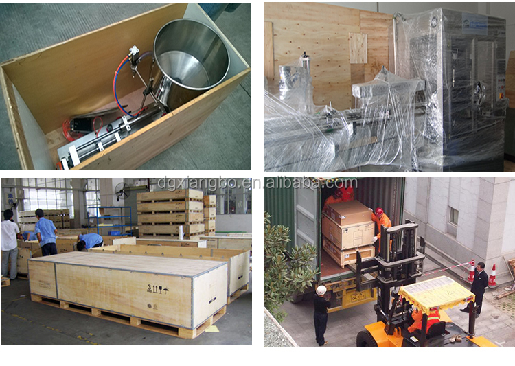 Automatic bottle washing filling capping and labeling machine