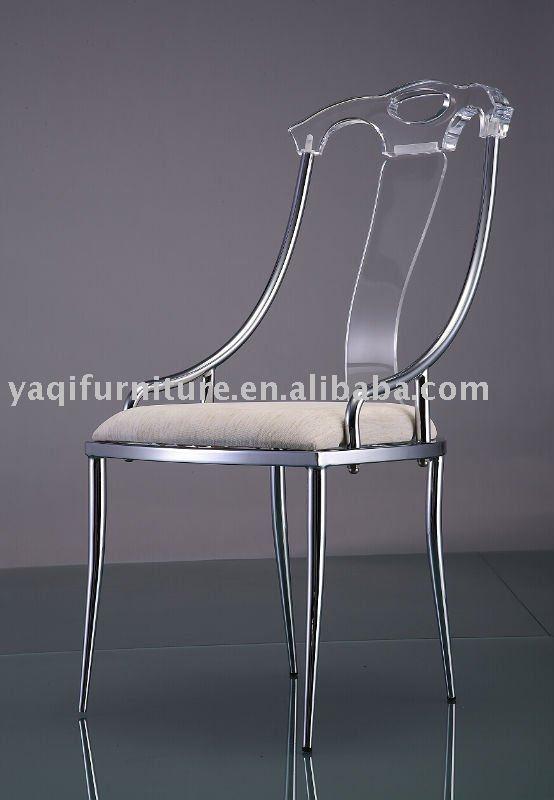 Kc010 Acrylic Dining Chair
