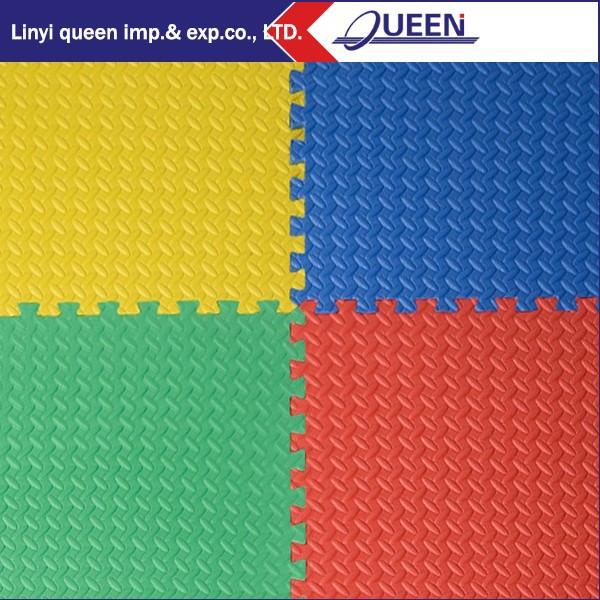 32 sq ft eva foam mat tiles play exercise floor mats 3 patterns new