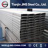 New Design Q235 Material Cold Rolled C Steel Profile/Section/Channel With Great Price