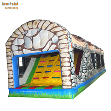 <span class=keywords><strong>Outdoor</strong></span> Kids Opblaasbare tunnel <span class=keywords><strong>Hindernisbaan</strong></span> Apparatuur voor kids