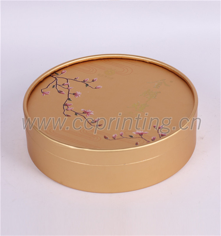 High-grade flat shape incense packaging box