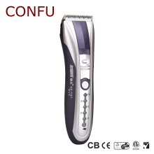 Professional Hair Clipper Electric Hair Trimmer Rechargeable Battery Stainless Steel Blade