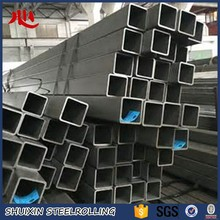 hot rolled square reasonable price building myanmar steel pipe