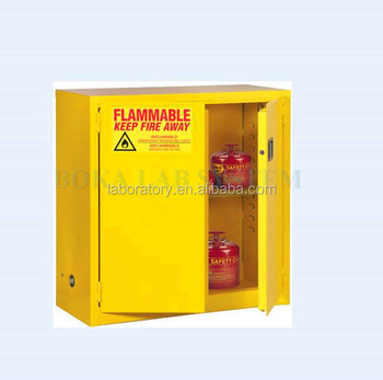 New Style Dangerous Goods Safety Cabinet For Dangerous Chemicals,Fireproof  Chemical Cabinet