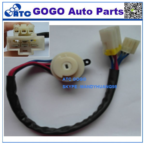 GOGO High quality tractor ignition switch