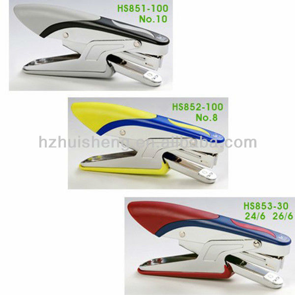 hand tool stapler fancy shaped office stationery supply of staple gun
