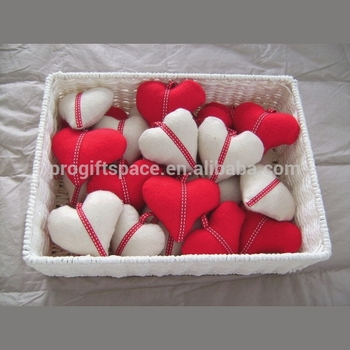 2018 New Hot Sale Handmade Stuffed Crafts Wholesale China Party Love