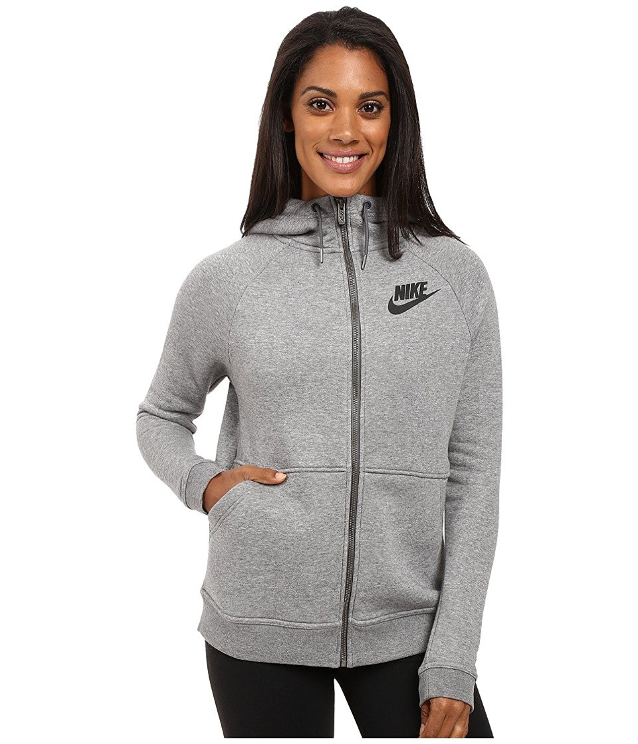 Get Quotations · Nike Rally Full-Zip Womens Hoodie d68f67d15