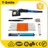60W 110V Temperature adjustable electric soldering iron kit