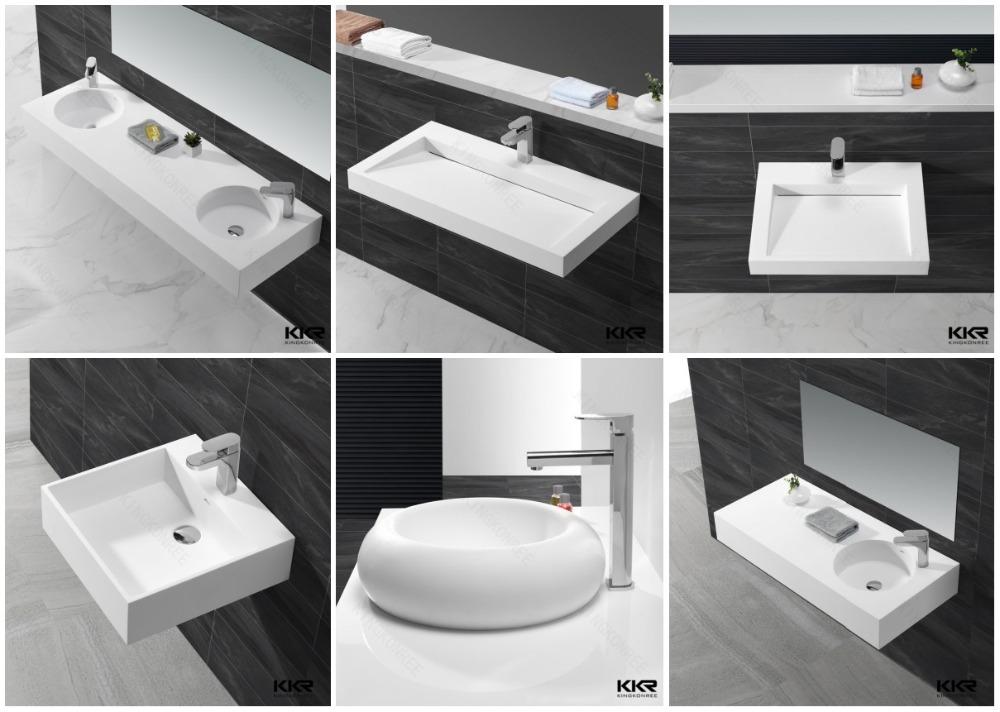 Portable commercial hand wash basin bathroom acrylic for Best wash basin design