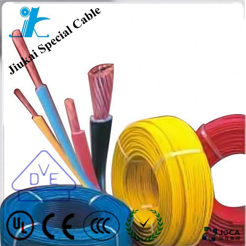 RVVP passes flame test moisture resistant electrical cable