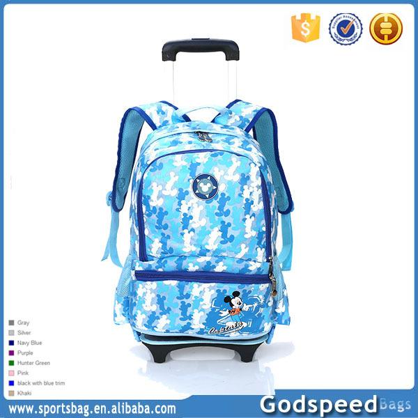 Latest School Bag Manufacturer