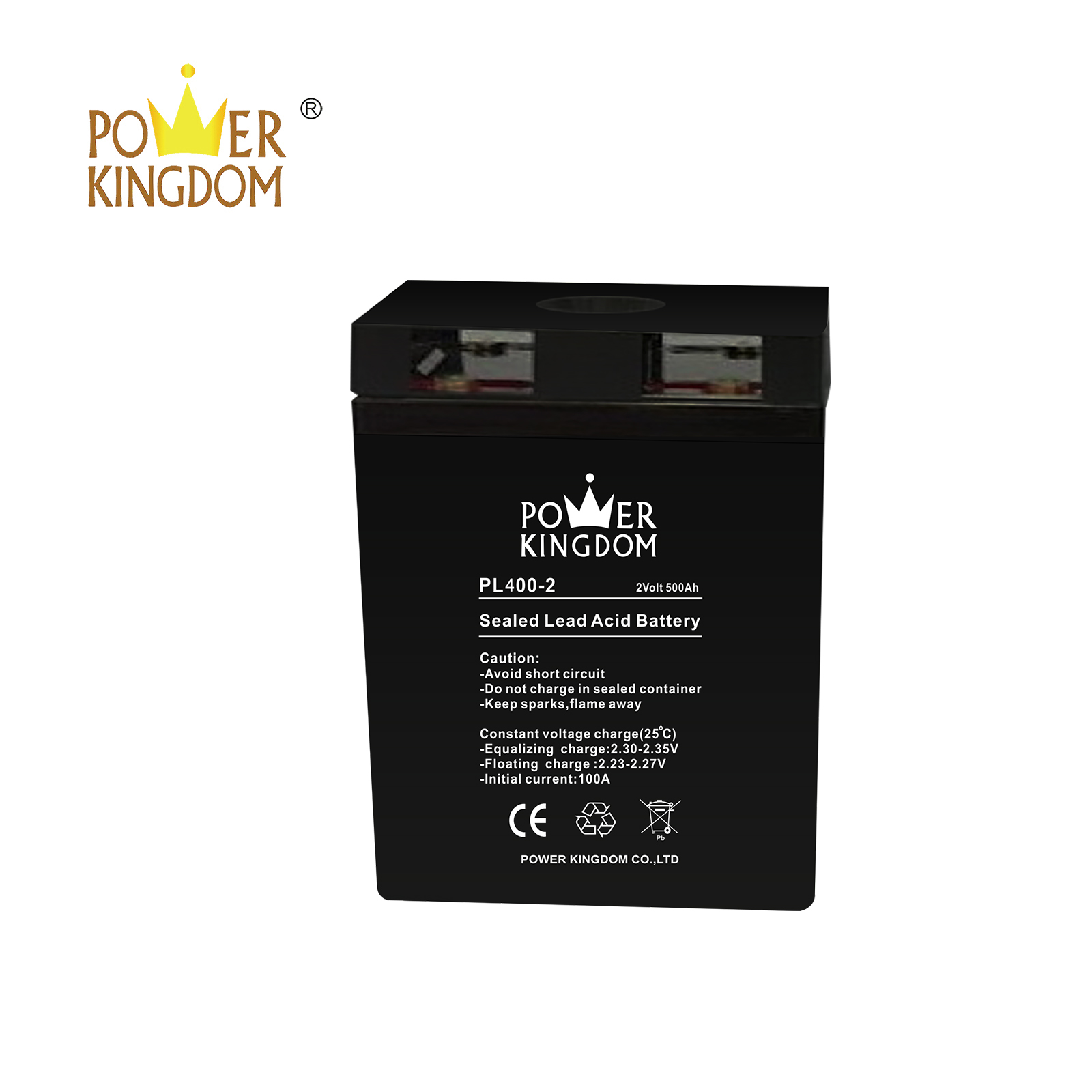 Power Kingdom Top sealed cell battery factory fire system-2