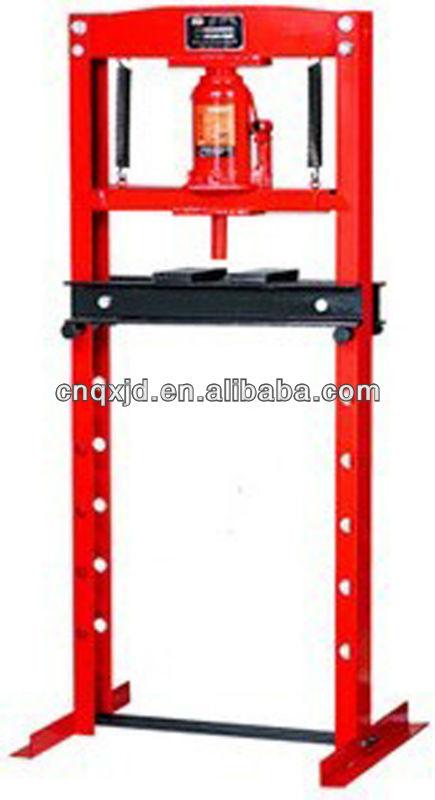 20 t manuel roulement hydraulique machine de presse pour garage de r paration poin onneuses id. Black Bedroom Furniture Sets. Home Design Ideas