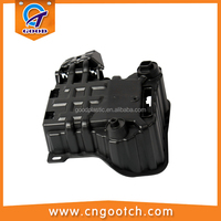PC injection moulded plastic products with black colour