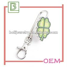 Green clover key finder bring your lucky