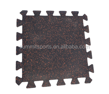 Gym Interlocking Rubber Tiles
