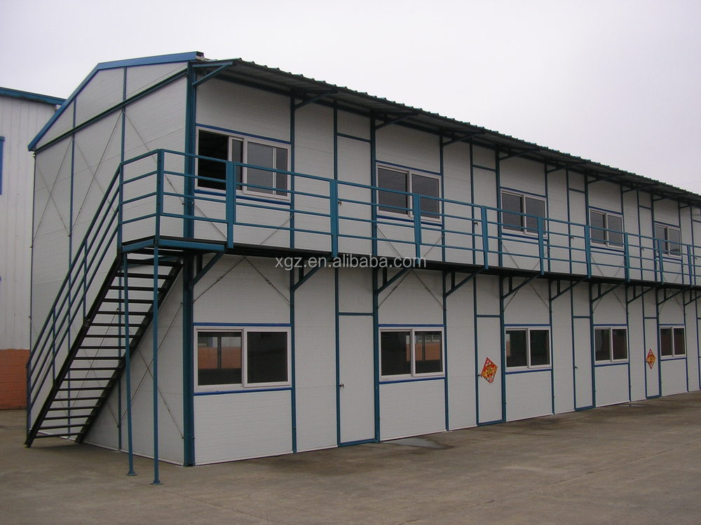 2015 China Newest Prefabricated House for accommodation, temporary living, office