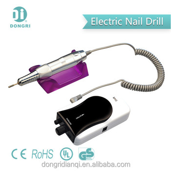 Dongri 35000rpm Rechargeable Nail Drill And Polishing Tools Professional Manicure Pedicure For Home Salon