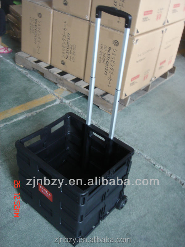 2017 small cooler packaging plastic crate tote box bins