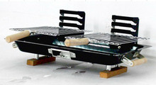 Wholesales steel hibachi bbq japanese indoor charcoal grill