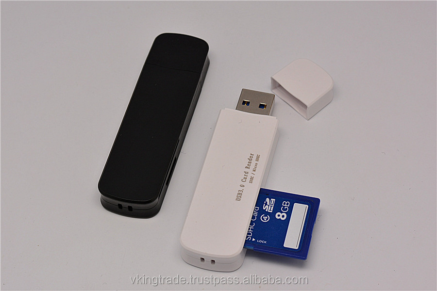 Vking Credit Card Reader Writer Black Support Maximum Capacity Of 2tb