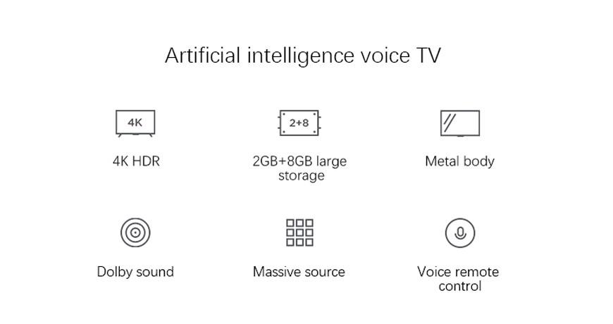 Xiaomi Mi TV 4S 65 inch 2