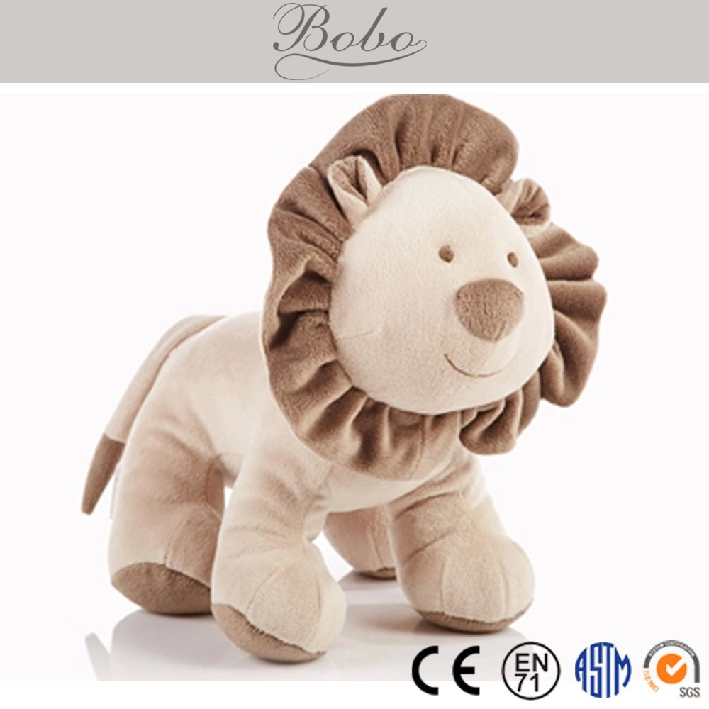 Promotional Plush Lion/ Leo Toy for kids