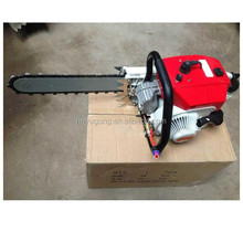 5200 manual Diamond chain saw Automatic water cooling Chain saw for stone