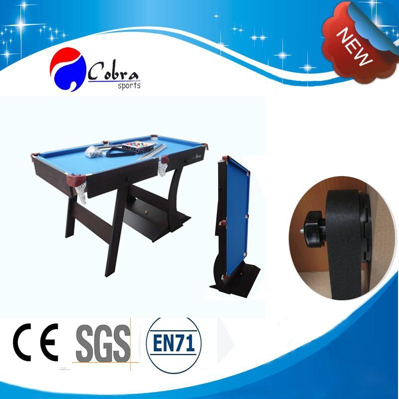 Portable table de billard 6ft pliant pour les enfants for Petite table pour enfants