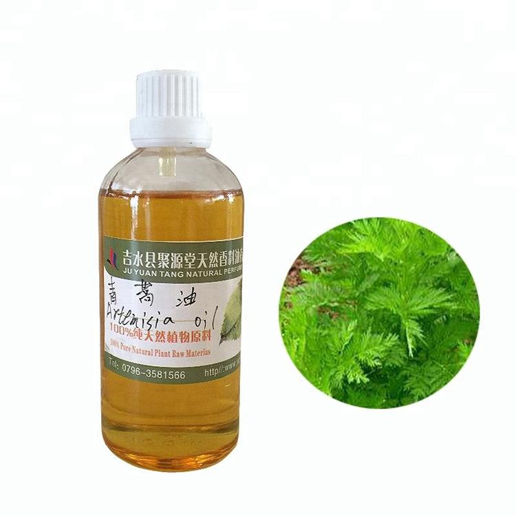 Chinese Herbal Wormwood Artemisia Annua Argyi Oil