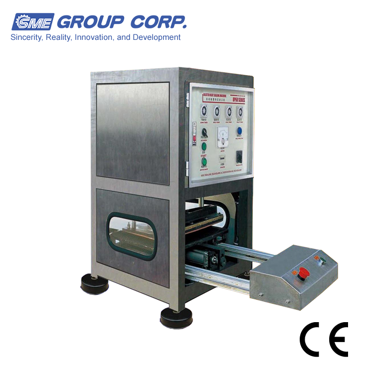 Stainless steel Medical treatment sealing machine Automatic blister heat sealing machine