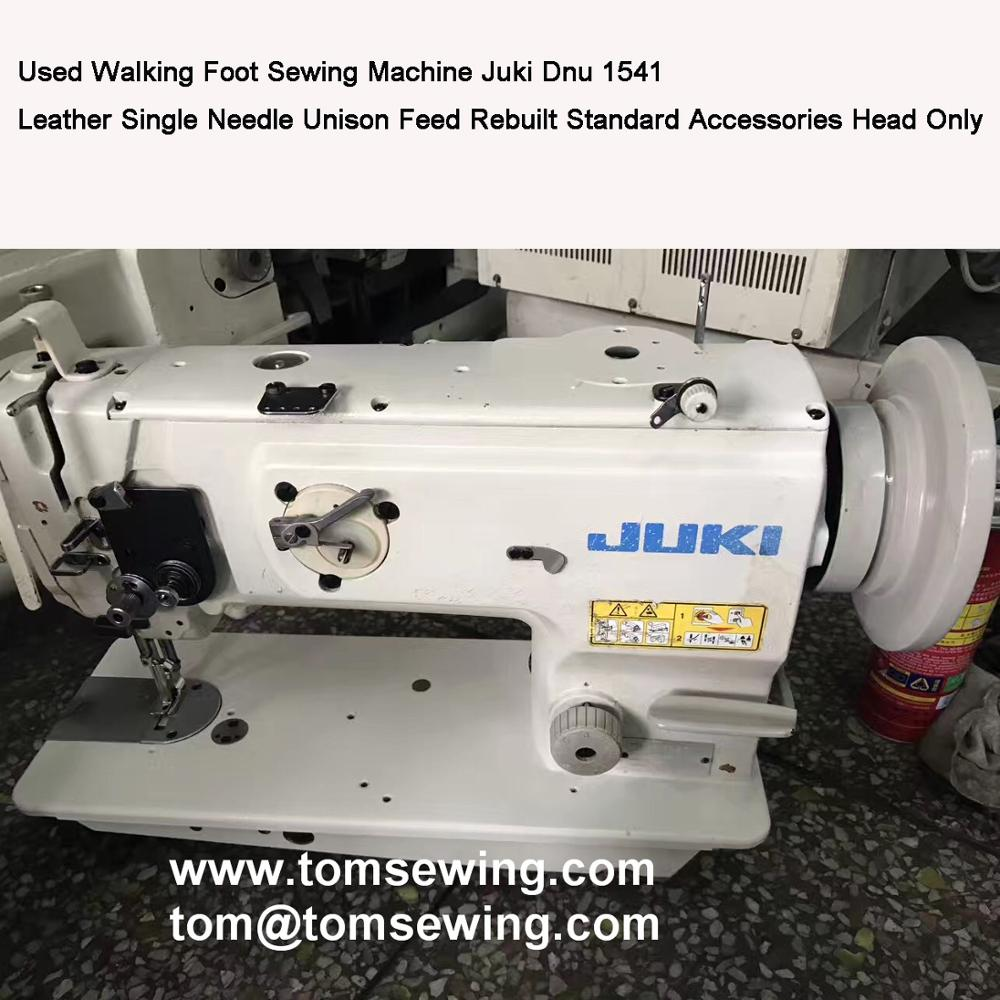 TOP-SEWING Piping Walking Foot with Guide Welting Feed Sets for Juki DNU-1541 LU-1508 DNU-1541S CONSEW206RB S585 3//16