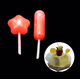 sauce dispenser pasture pipette for cupcake chocolate strawberry patron infused