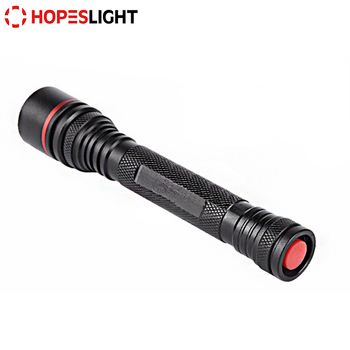Factory Supply New Christmas Gift Mini High Power Bright Japanese 3w LED Flashlight Japan Aluminum AA Battery Zoom Torch Light
