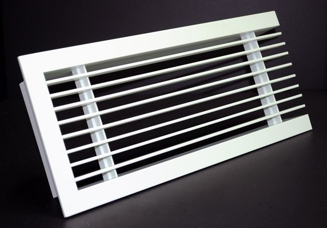 hvac fixed type aluminium linear slot diffuser air grill. Black Bedroom Furniture Sets. Home Design Ideas