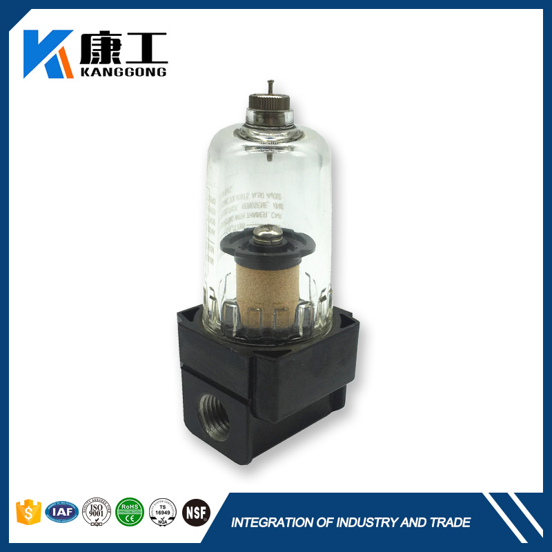 Air Compressor Pressure Switch Osmosis FilterLubricator In Pneumatic System