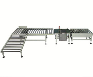 100kg Electronic Heavy Duty Auto-Conveying Belt Weighing System Check Weigher Machine